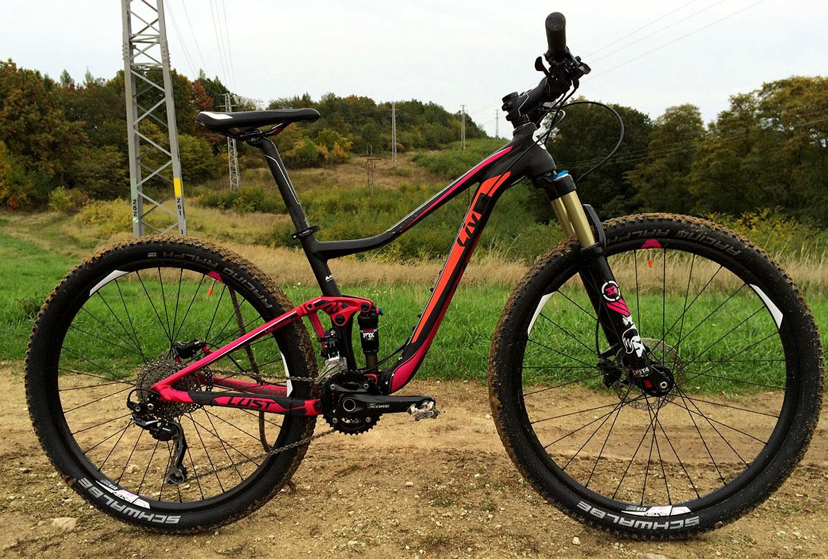 Test: Dámsky bike Liv Lust 2, 2016 – sexy dvadsaťsedmička