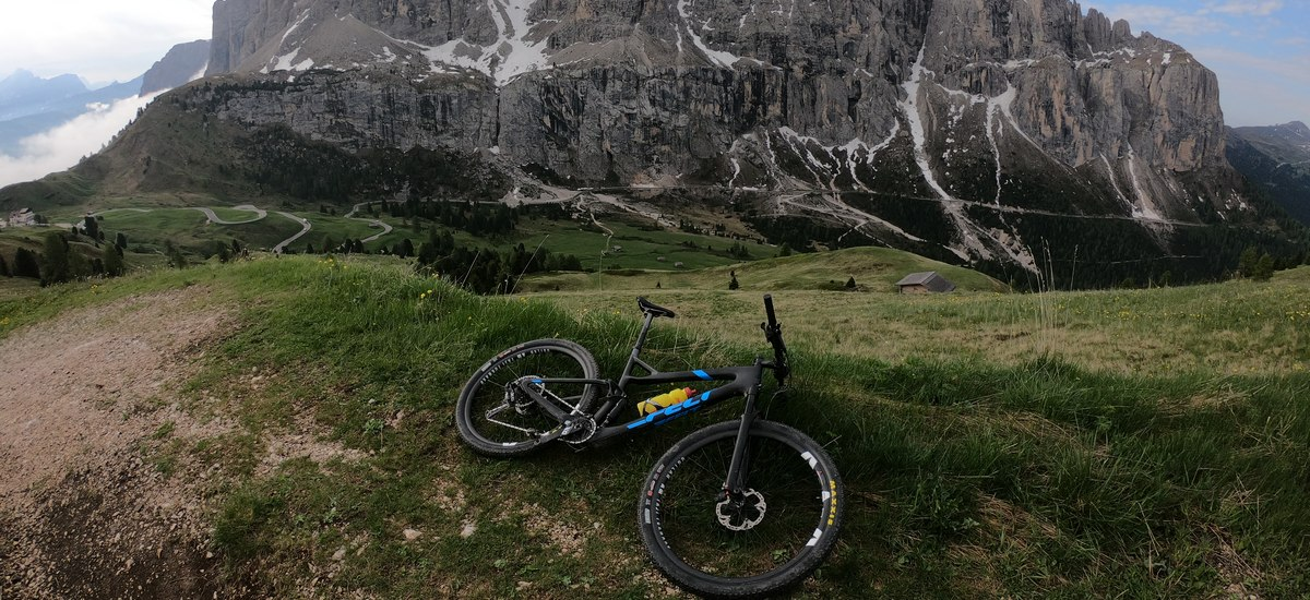 Niekoľko tipov k jazdeniu v Dolomitoch, či v horách všeobecne