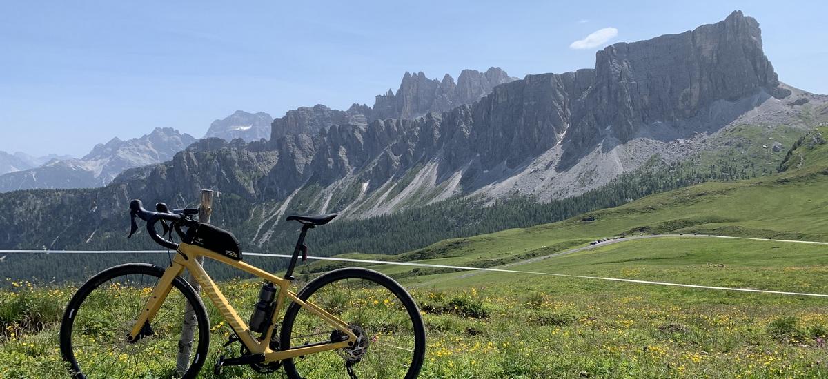 Prvé zoznámenie s veľkými stúpaniami - Dolomity