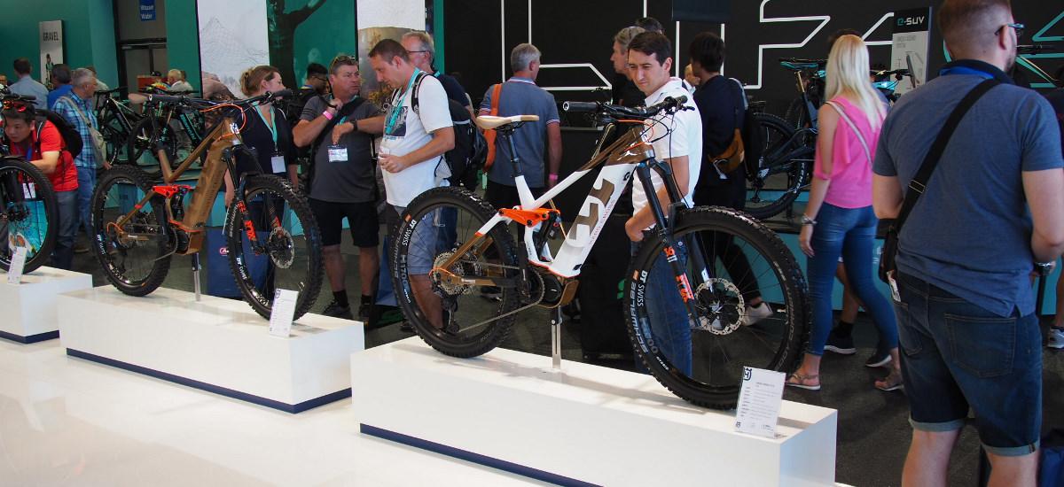 Eurobike 2019: Zaujímavosti zo sveta elektrobicyklov na rok 2020 - 5. časť