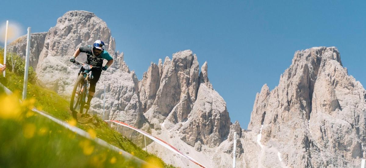 Štvrté kolo EWS - turbulentný víkend v talianskom Val di Fassa