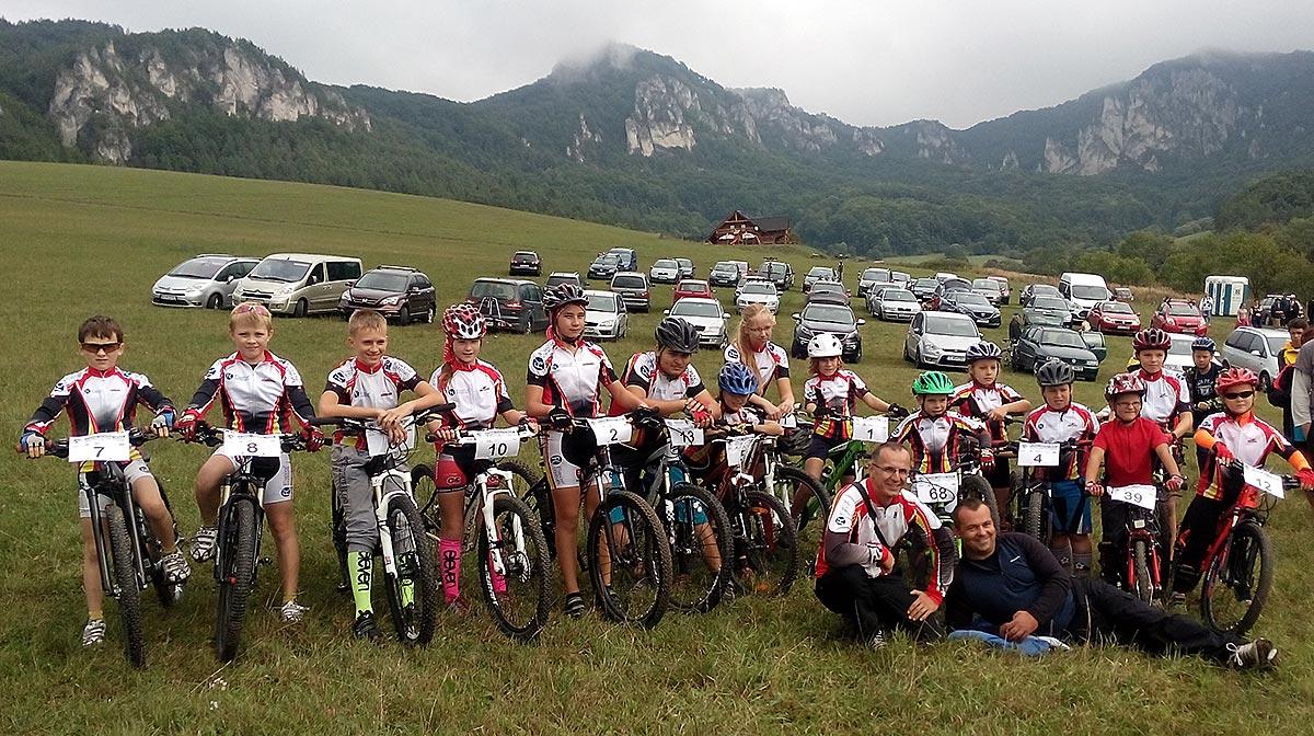 Cyklistický klub v Považskej Bystrici otvára brány!