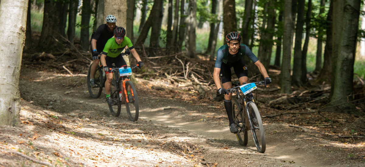 Reportáž: Kaktus Bike Bratislavský MTB Maratón - soľ nad zlato