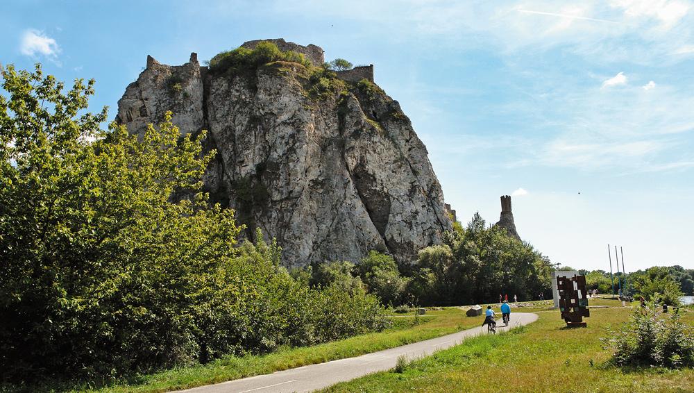 Ako tráviť leto na Slovensku? Pomôže vám aplikácia pre bicyklistov