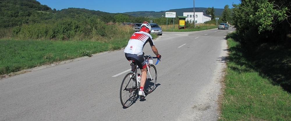 Cyklisti si zmerali sily pod Veľkou Javorinou už 26 krát za sebou