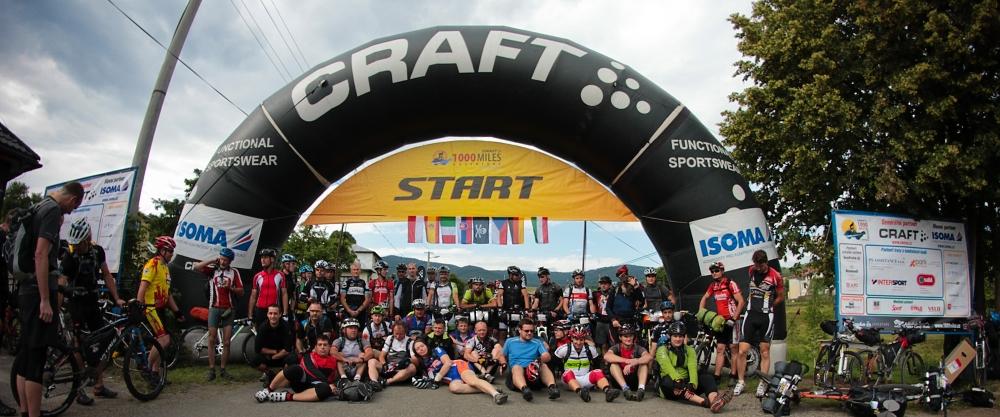 Príbehy účastníkov Craft 1000 Miles Adventure 2013 - Filip Degl