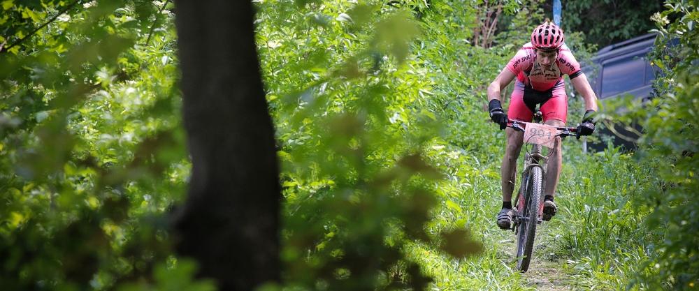 Slovenskí pretekári na Ötztaler Forest Cross 2013 v Haimingu