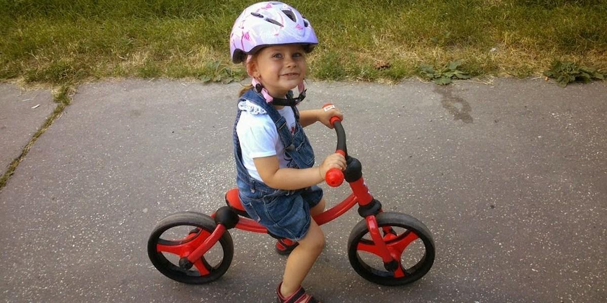 Balančné odrážadlá – prvý krok na ceste k bicyklu