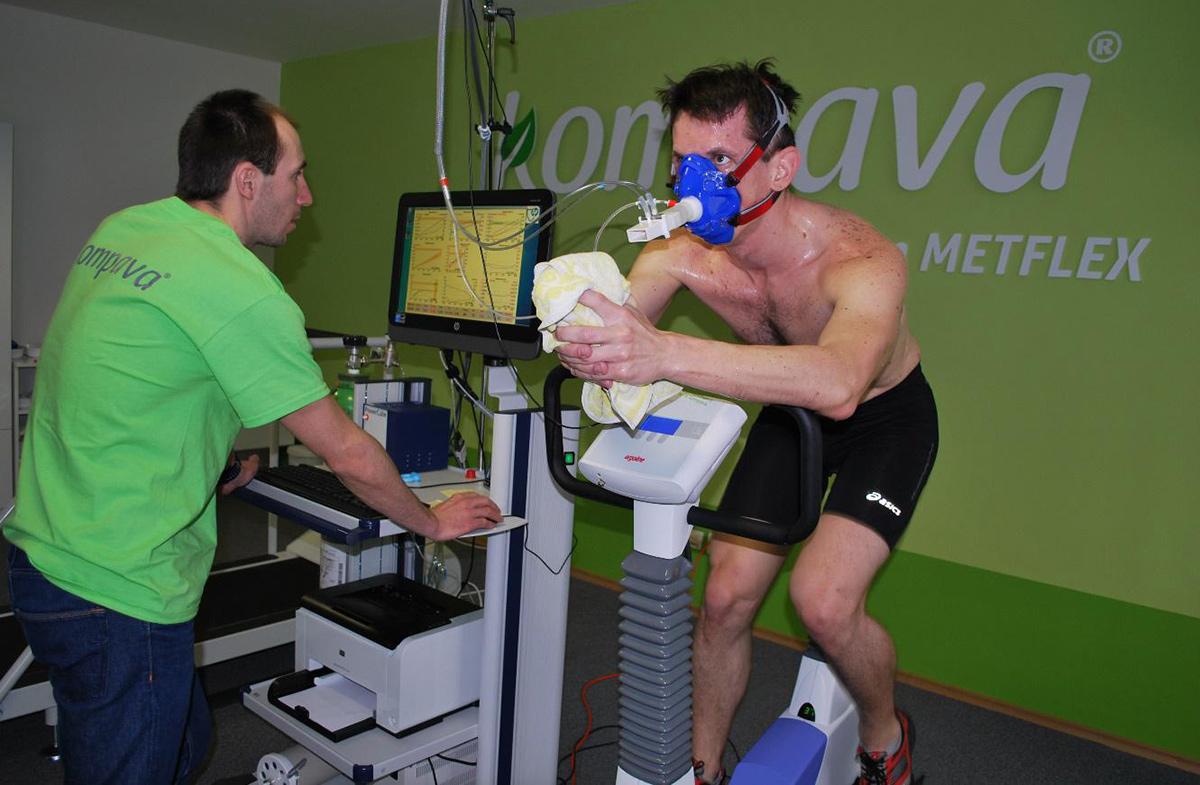Záťažová diagnostika už nie je len pre vrcholových športovcov