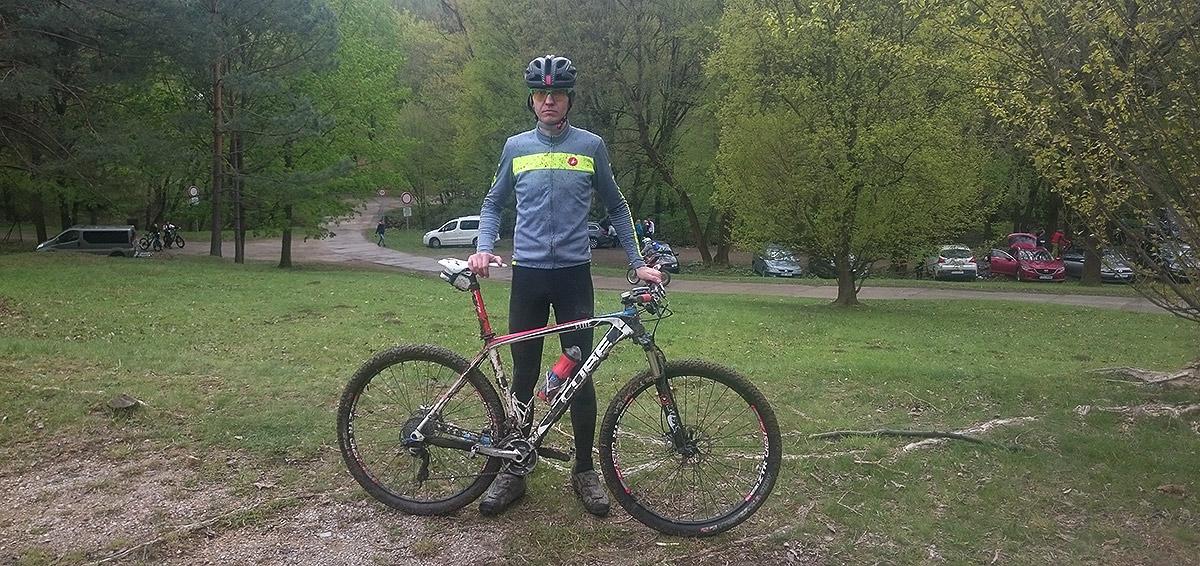 Reportáž: Kráľ Záhoria MTB maratón - vstup do novej sezóny