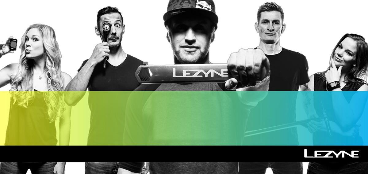 Lezyne - funkčný design vo farbách