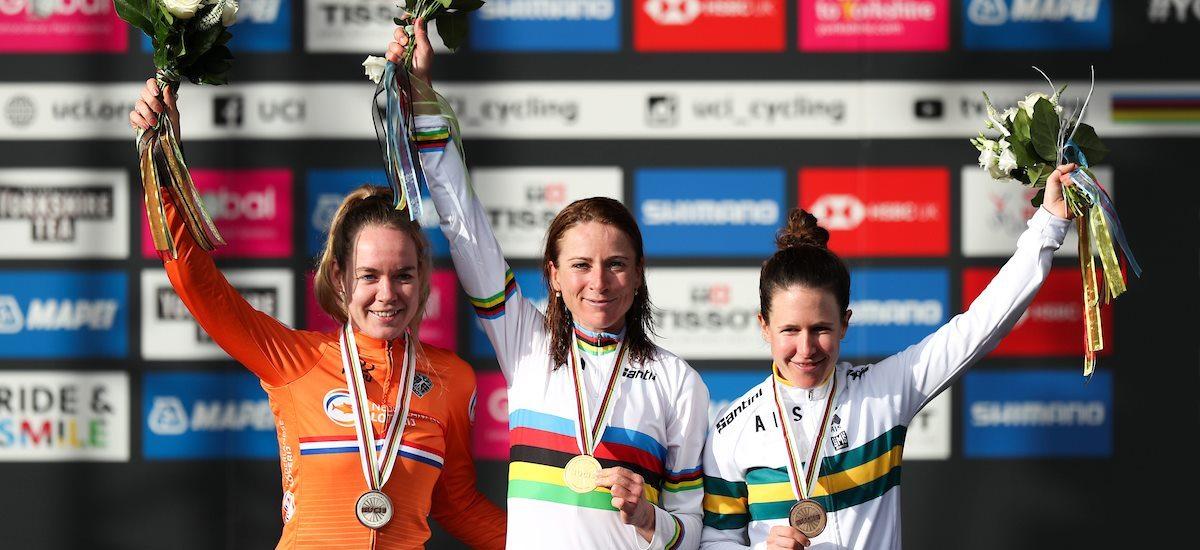 Poznáme nové legendy – Majstrovstvá sveta vcestnej cyklistike 2019