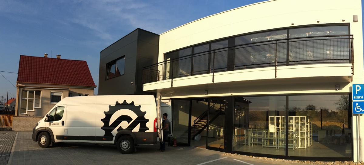 Pozvánka: Kolaudácia MTBIKER centra - nová predajňa a bike centrum na Považí