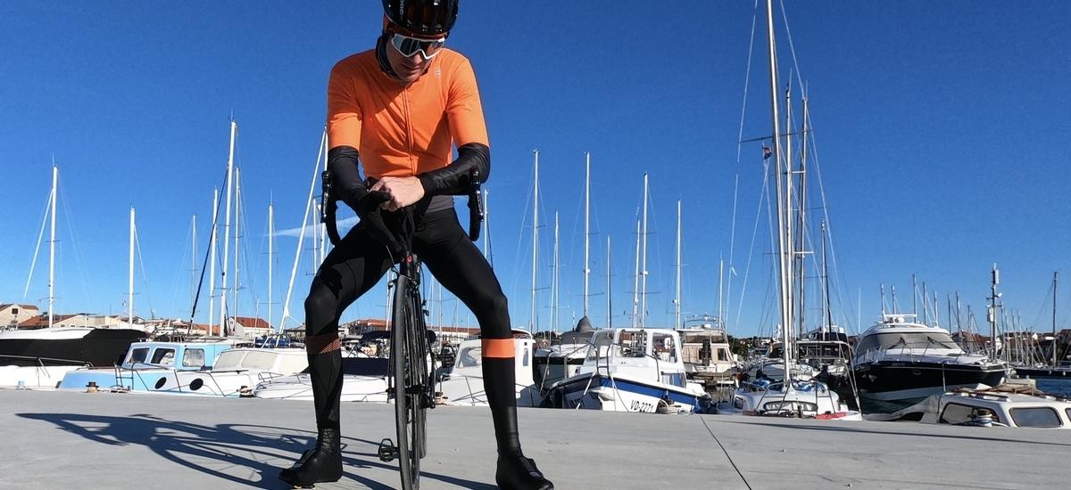 Sportful Fiandre a Bodyfit - ani príliš teplo, ani zima