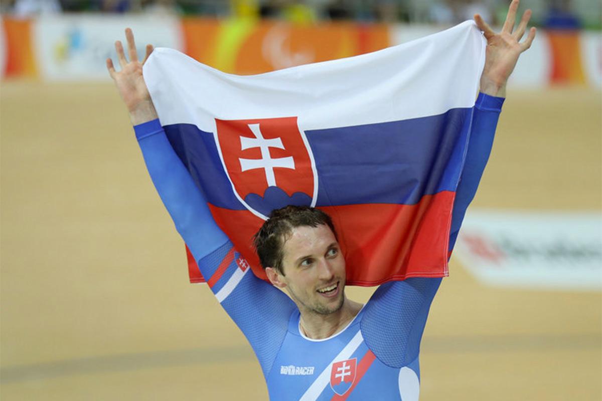 Skvelý Jozef Metelka pokračuje v medailových výsledkoch a v časovke vybojoval zlato