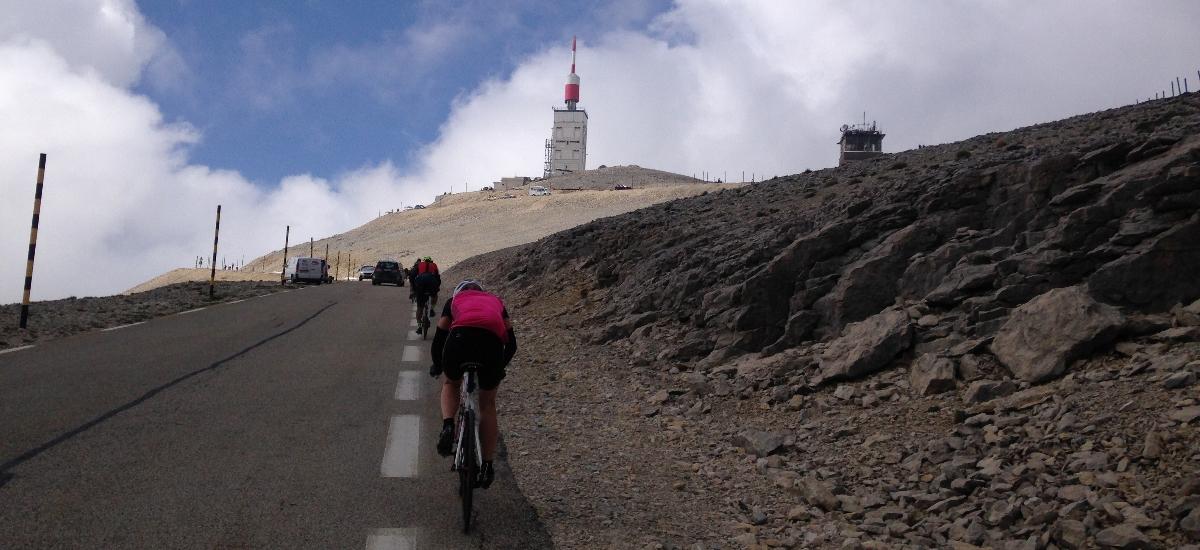 Tip na výlet: Mont Ventoux - splnenie cyklistického sna v predsezóne