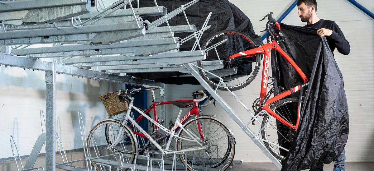 Bikestorage - uskladnite si svoj bicykel na zimu bez obáv