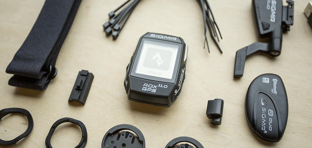 Unboxing: Počítač Sigma ROX 11 GPS - ak máte radi dáta