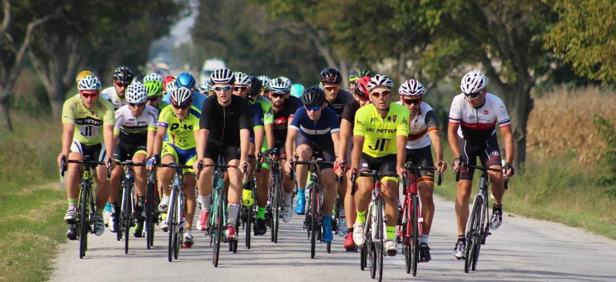 Reportáž: Nitriansky Cyklomaratón 2018 - ako som to chcel natrieť Makačom, alebo aj príliš ostrý test nového bicykla
