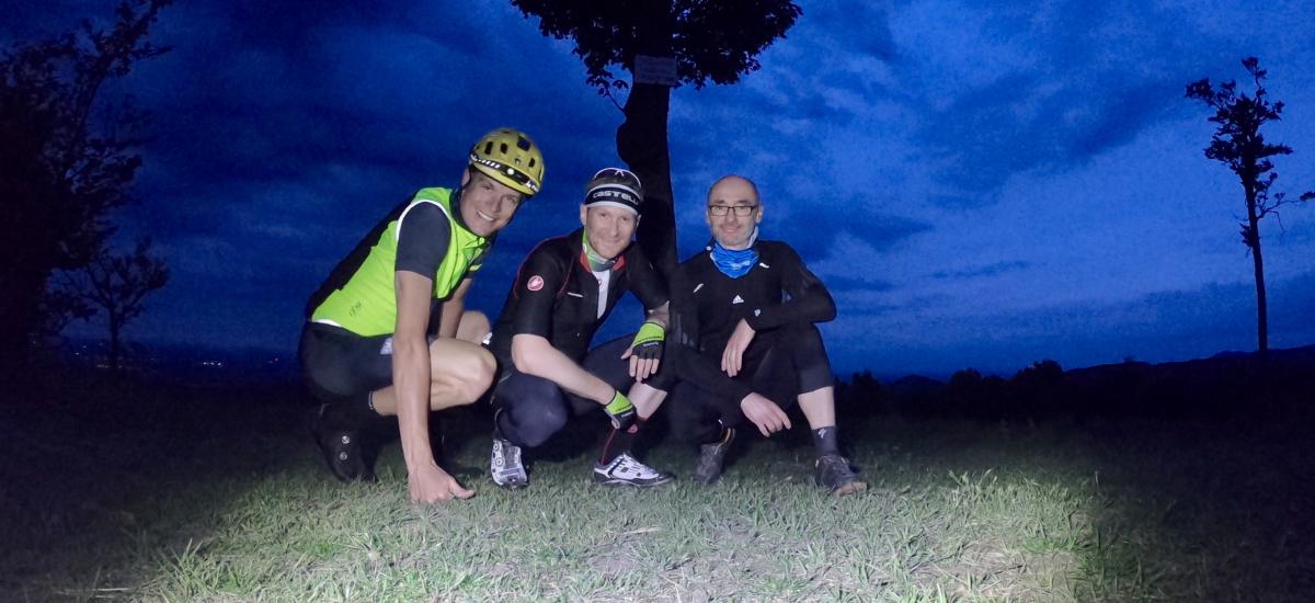 Tip na výlet: BA - TT nočná MTB jazda
