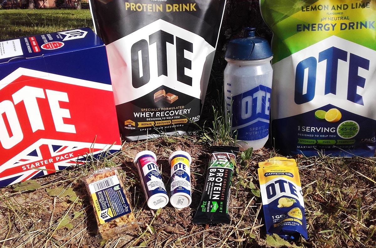 Test – OTE, špecialista na výživu z Veľkej Británie