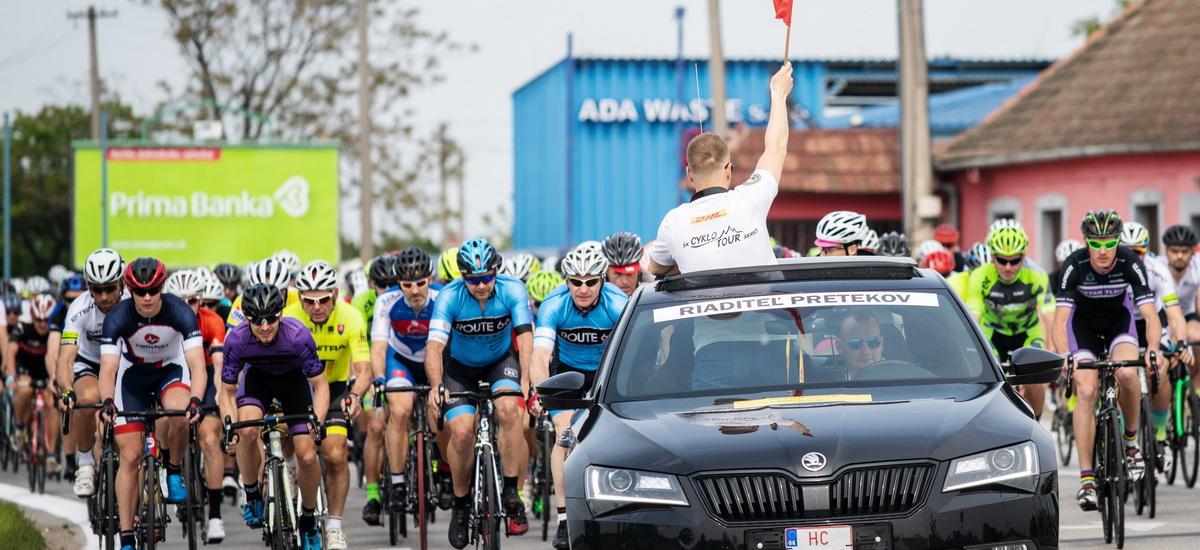 Pozvánka: DHL Sereďmaratón 2021 - jedinečné UCI preteky na Slovensku