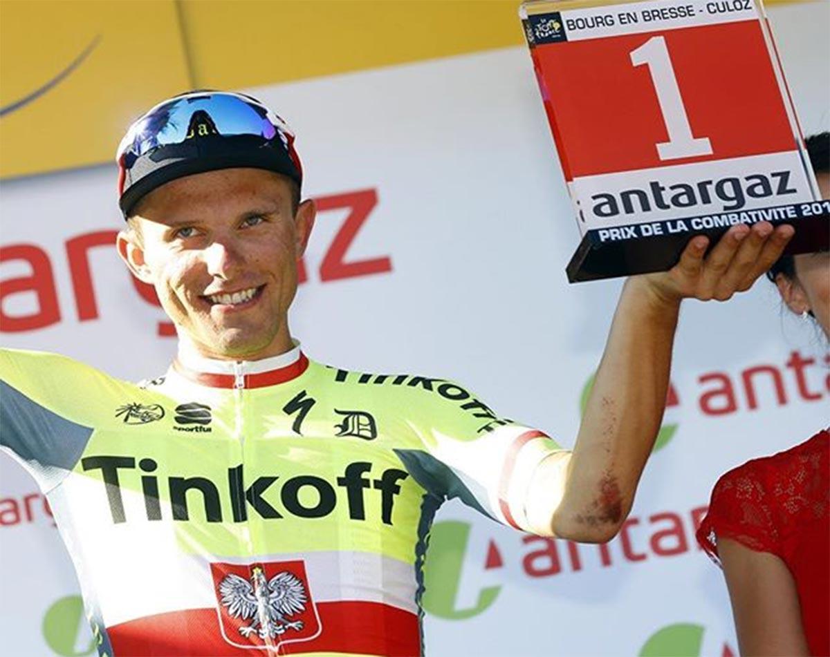 Pantano víťazne v 15. etape, Majka do bodkovaného a Sagan prišiel do cieľa s odstupom takmer pol hodiny