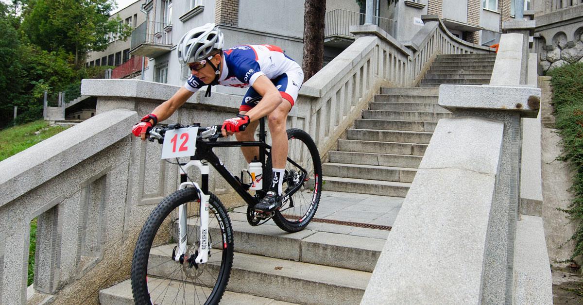 Fotogaléria: Ružomberské schody 2015, alebo ako sa jazdí na biku po schodoch