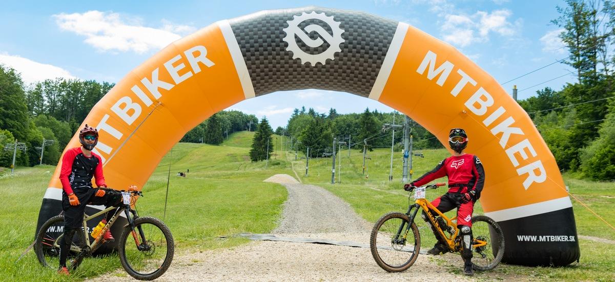 Reportáž: MTBIKER Hornonitrianska Enduro Séria - 1. kolo za nami