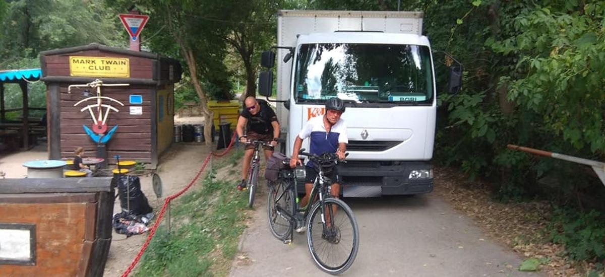 Rozhovor: Útrapy Bratislavského cyklistu