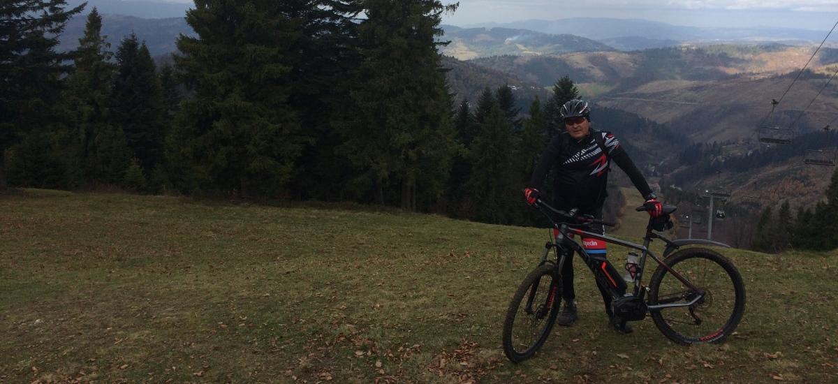 Rozhovor: Na bicykli aj v zrelom veku
