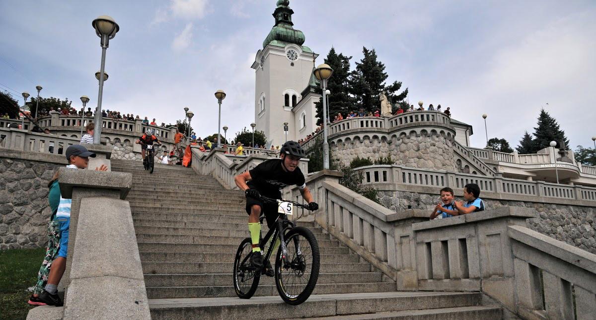 Fotogaléria: Ružomberské schody 2016 - už tradičná jesenná akcia