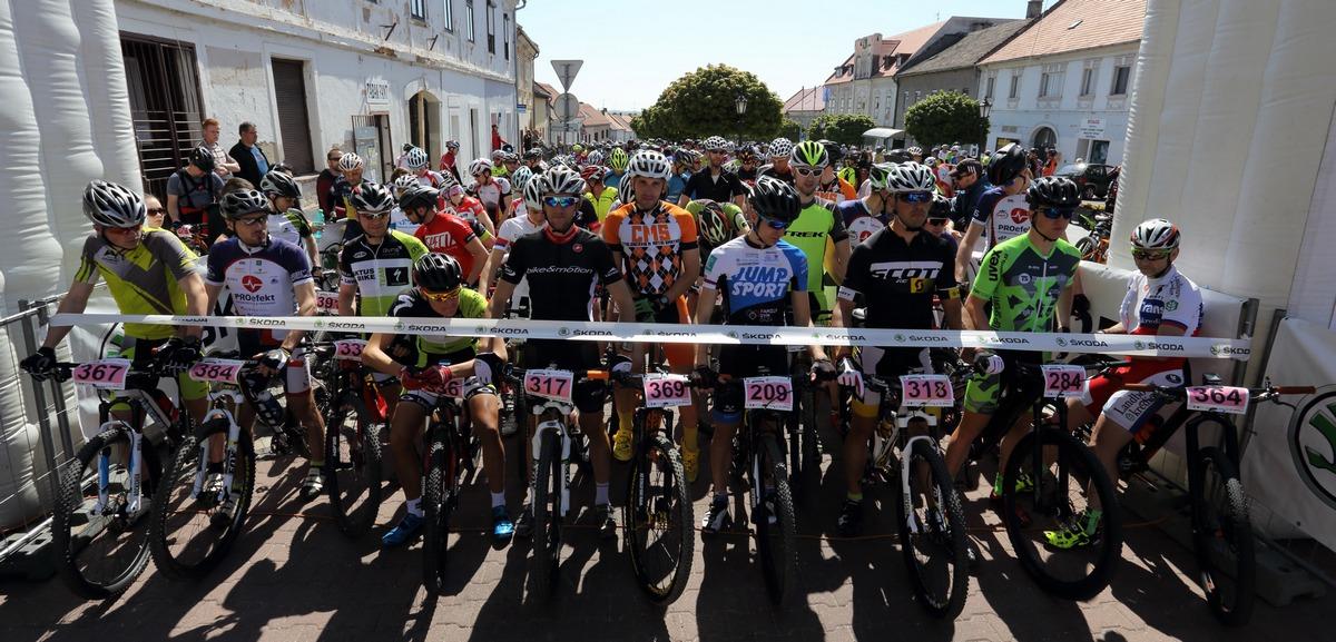 Reportáž: ŠKODA Svätojurský MTB maratón – Majstrovstvá Slovenska na poriadne rýchlej trati
