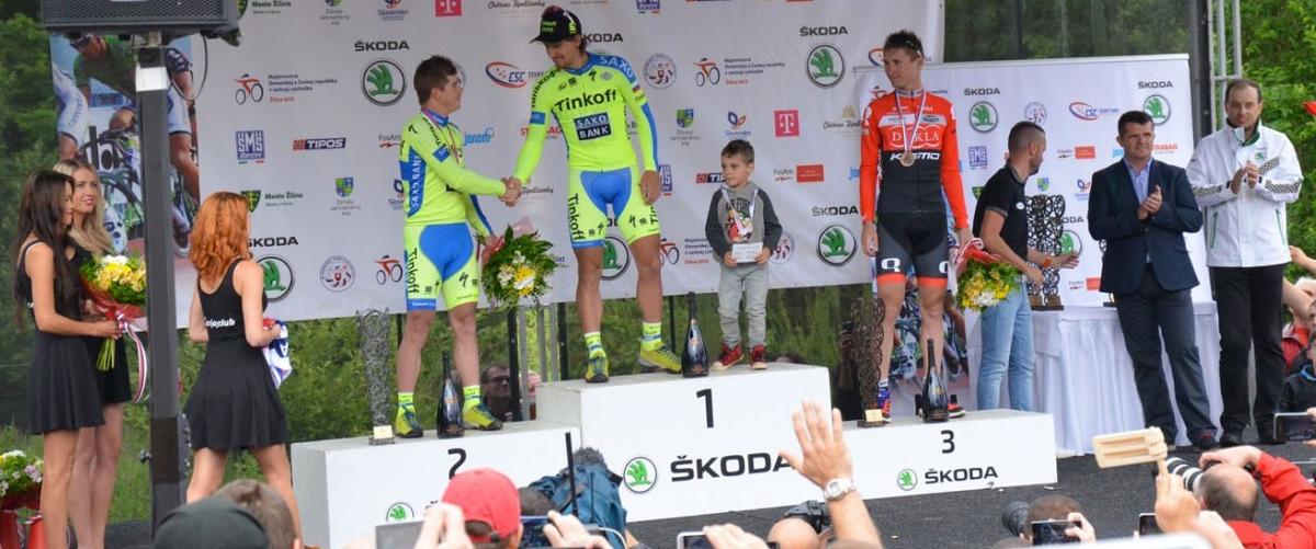 Zdroj: Foto: Spoločné Majstrovstvá Slovenskej a Českej republiky v cestnej cyklistike 2015, autor: Hack3r