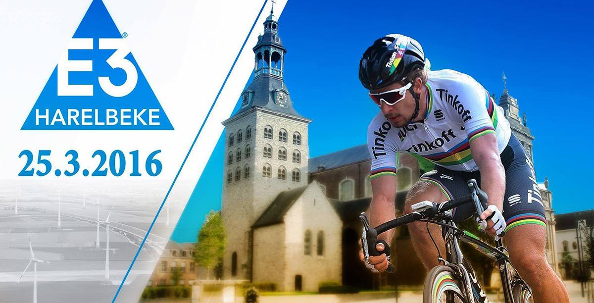 Sagan na E3 Harelbeke druhý a celkovo zaznamenal už ôsme druhé miesto v tejto sezóne
