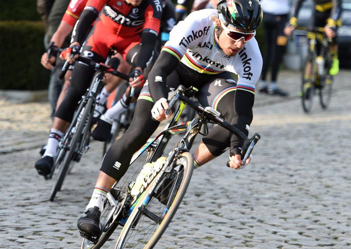 Peter Sagan sa rozhodol podporiť žilinský cyklistický klub, v ktorom vyrastal