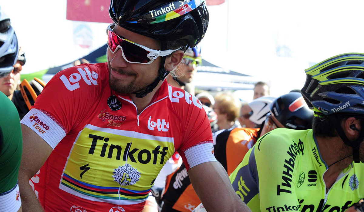Eneco Tour: Šiesta etapa pre Pibernika a Sagan stále bojuje o prvé miesto v rebríčku World Tour