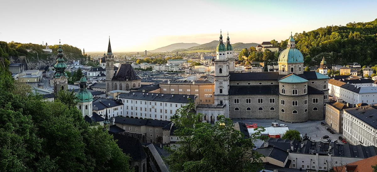 Tip na výlet: Alp Tour 2018 - zo Salzburgu do Viedne