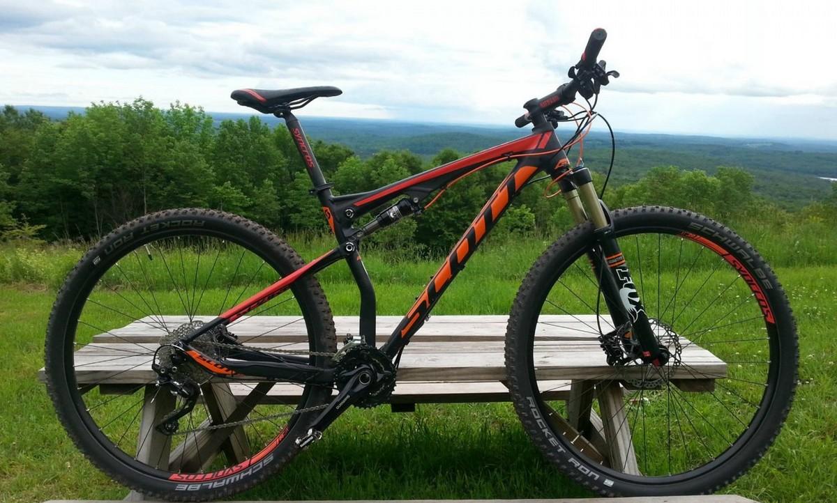 Zdroj: Ukradnutý bike: Scott SPARK 950 2015