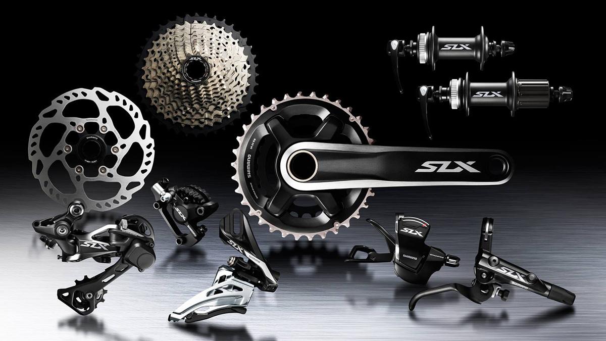 Shimano SLX už aj s 1x11 a dostupnosťou od leta 2016