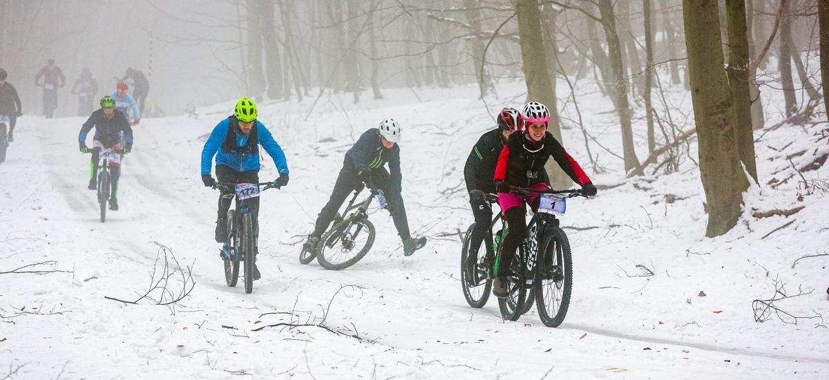 Reportáž: Stupava Winter Trophy MTB&RUN – keď ani ideálne podmienky nestačia