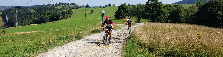 Reportáž: Neslušským chotárom alebo ako sa cykloturista pretekov zúčastnil