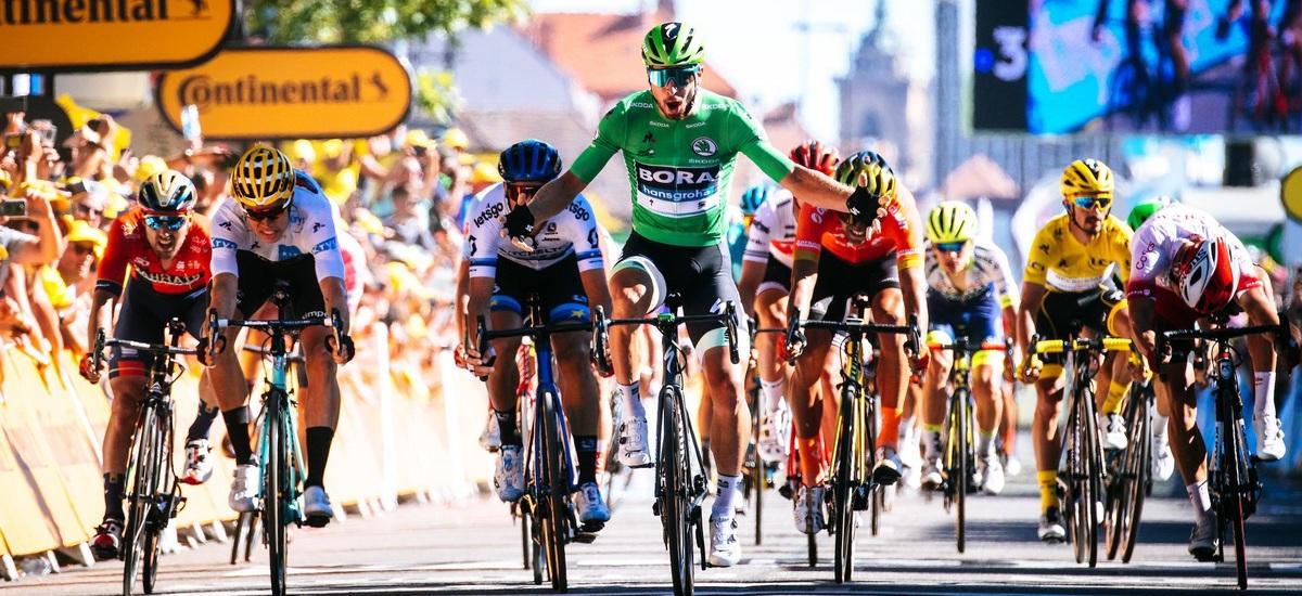 Čo sa udialo počas úvodného celku Tour de France?