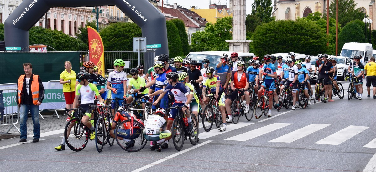 Reportáž: Ako to vyzeralo na Tour de Prešov 2019?