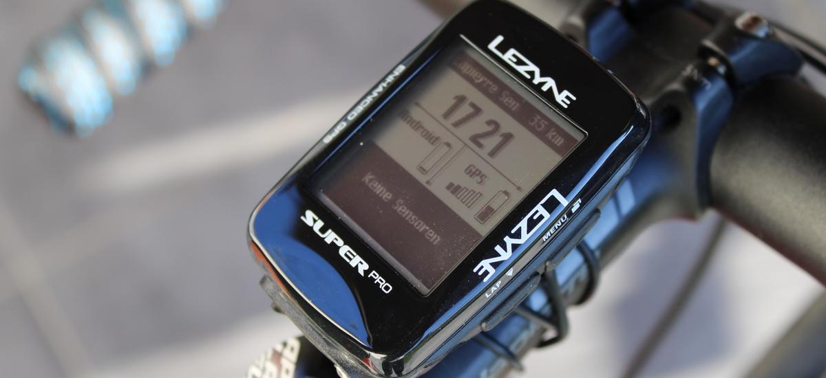 Test: Lezyne Super PRO GPS – cyklopočítač so slušnou výdržou