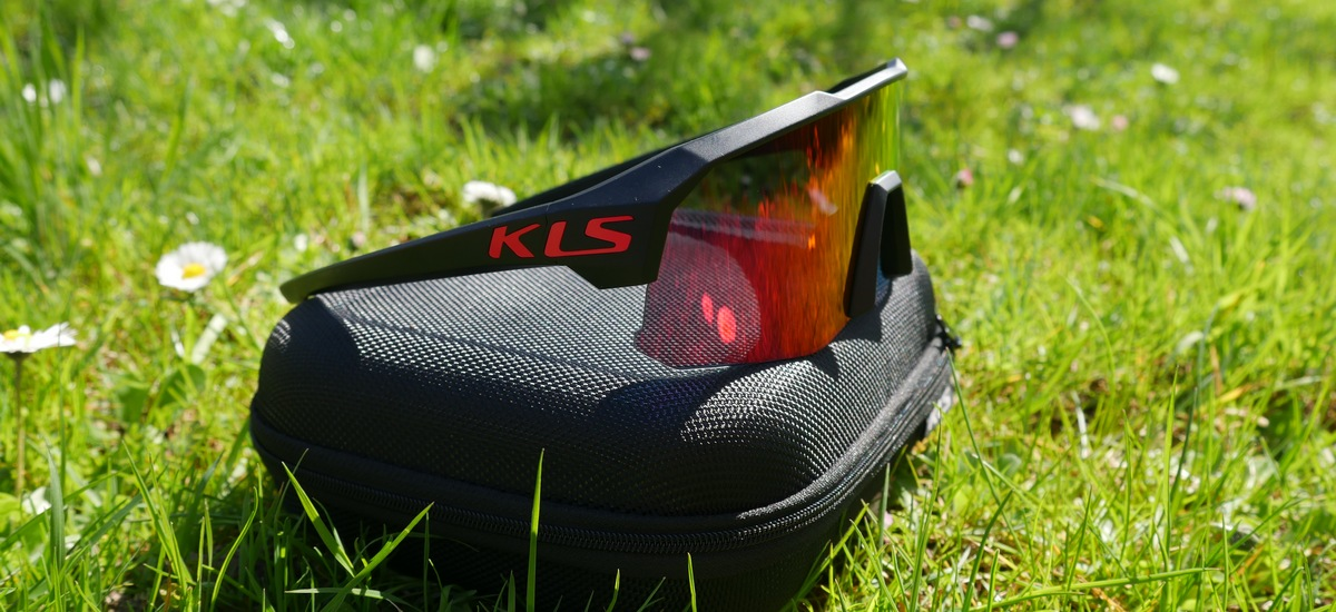 Test: Okuliare KLS Dice II - okuliare s veľkým rozhľadom