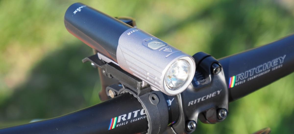 Test: Fenix BC21R V.2 - malé, no výkonné svetlo