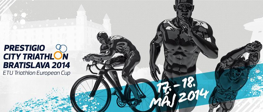 Výhercovia súťaže o štartovné na Račiansku časovku a vecné ceny s Prestigio City Triathlon Bratislava