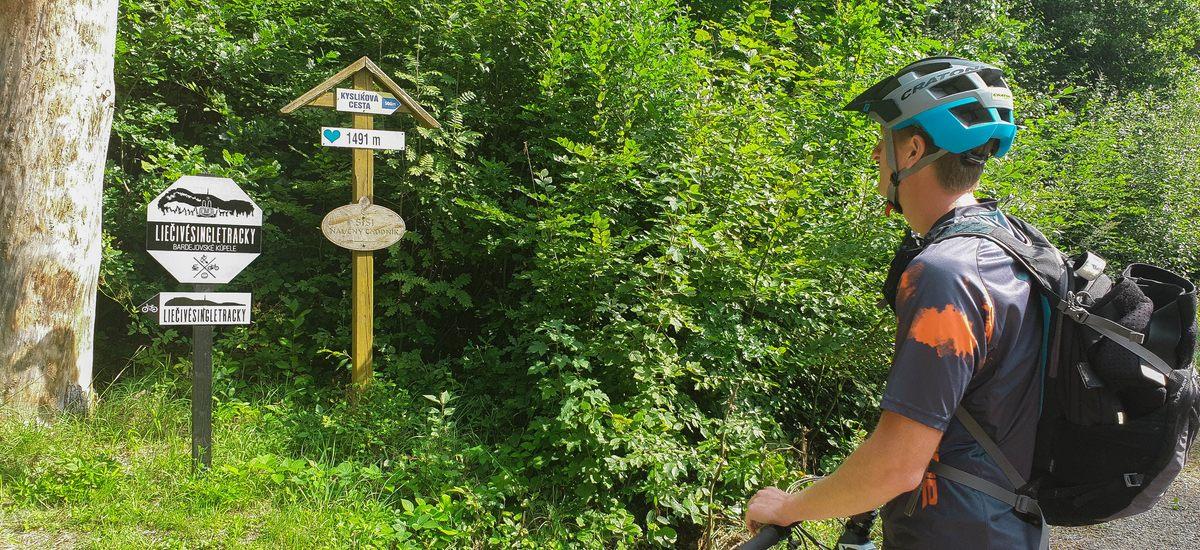 Tip na výlet: Bardejovské Liečivé singletracky – vyliečte sa s nami