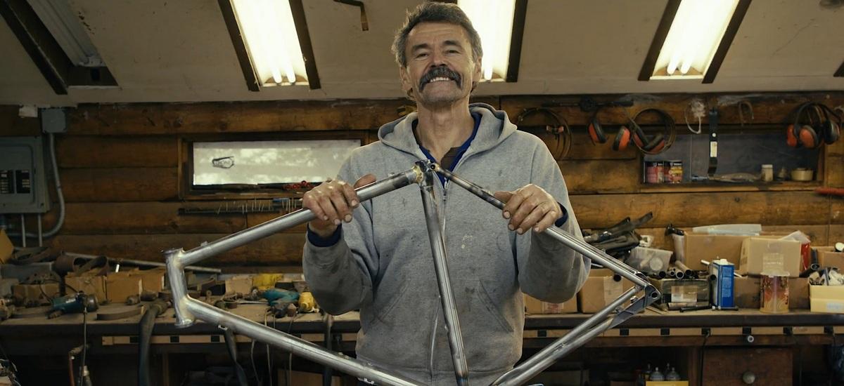 Krstní otcovia horskej cyklistiky - Tom Ritchey